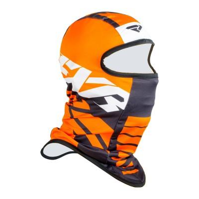 Балаклава FXR Boost, унисекс (Orange/Black, OS)