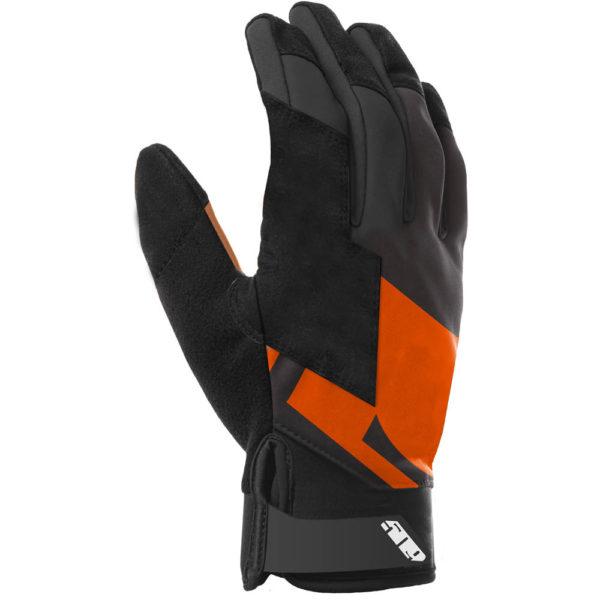 Перчатки 509 Factor Orange (2019) M