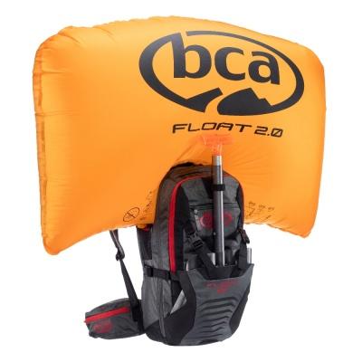 Рюкзак лавинный BCA FLOAT 25 2.0 (Turbo Black, OS)