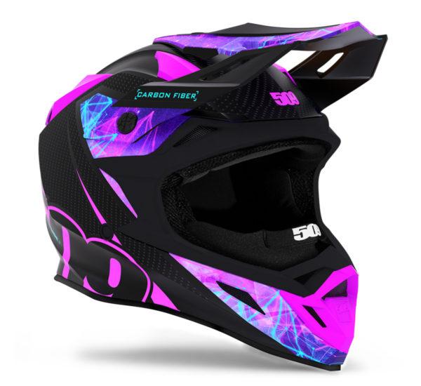 Шлем 509 Altitude Carbon Fidlock® 2019 (Galaxy)