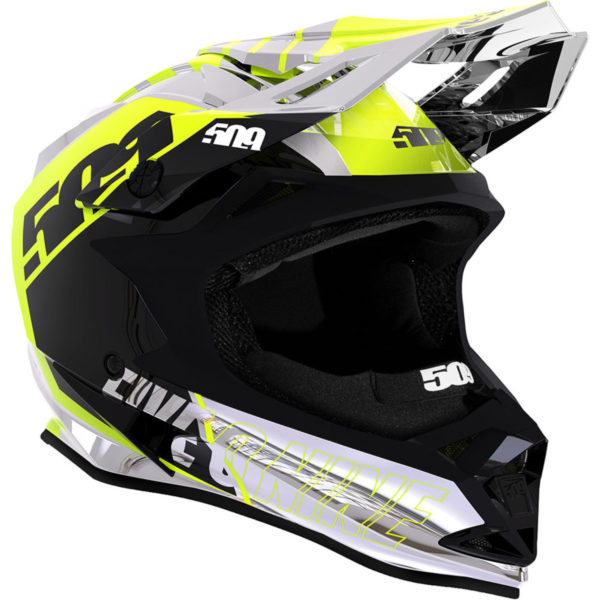 Шлем 509 Altitude Fidlock Chromium Hi-Vis