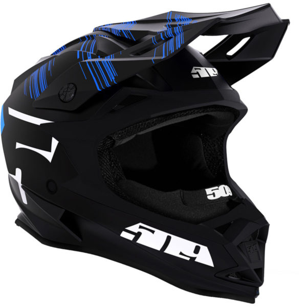 Шлем 509 Altitude Fidlock Particle Blue