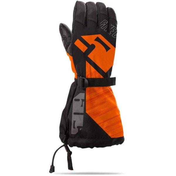 Перчатки 509 Backcountry 2.0 Orange (2019)