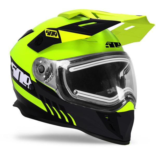 Шлем 509 Delta R3 2.0 Fidlock® Hi-Vis M