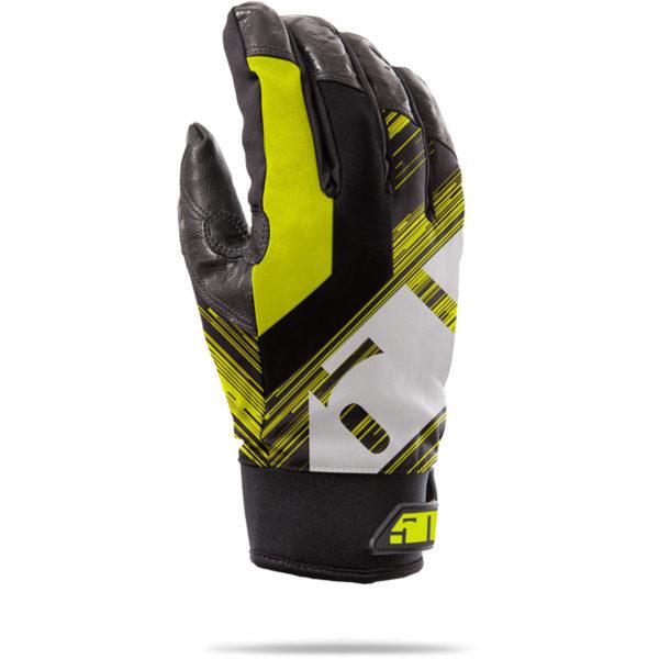 Перчатки 509 Freeride 2.0 Lime (2019)