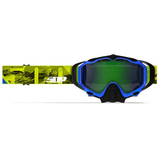 Очки 509 Sinister X5, взрослые (Hi-Vis Blue)