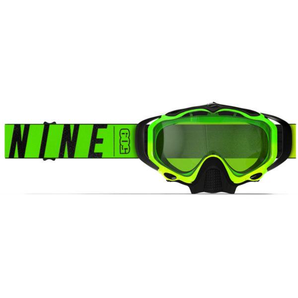 Очки 509 Sinister X5, взрослые (Hi-Vis Lime)