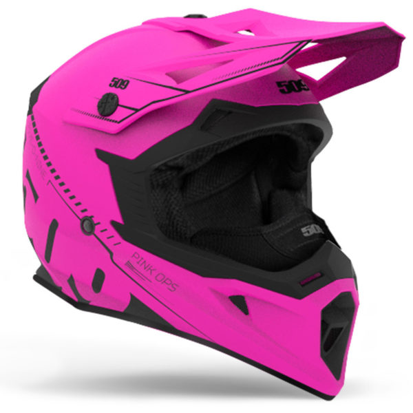 Шлем 509 Tactical Pink OPS 2019