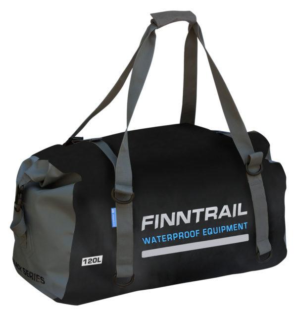 Гермосумка Finntrail Huge Roil 120L Black