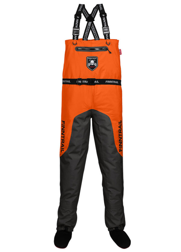 Вейдерсы Finntrail Aquamaster 1526 Grey/Orange