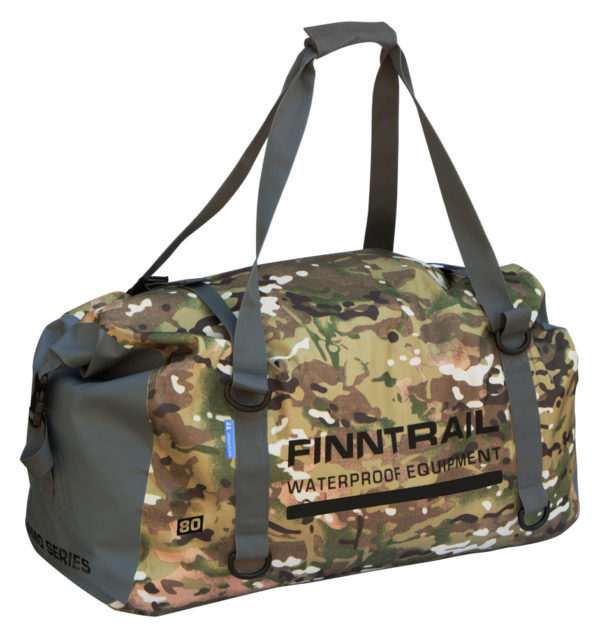 Гермосумка Finntrail Big Roll 80L Camo
