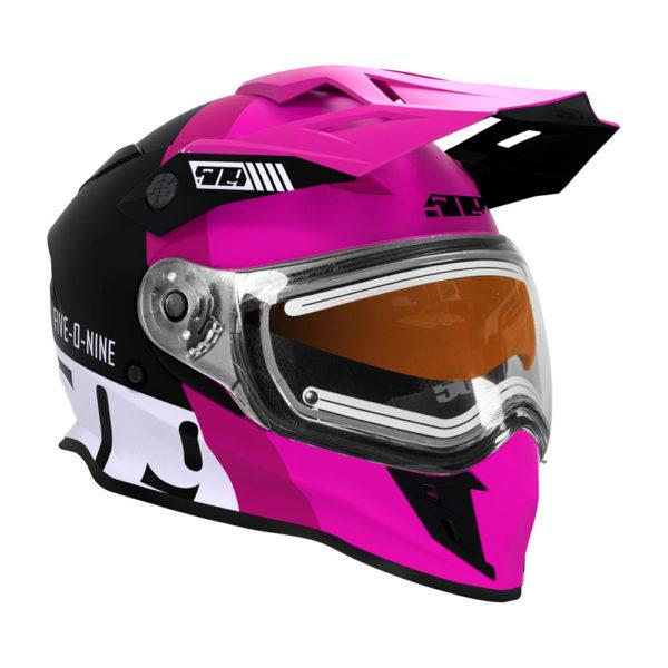 Шлем 509 Delta R3 2.0 Fidlock® Pink