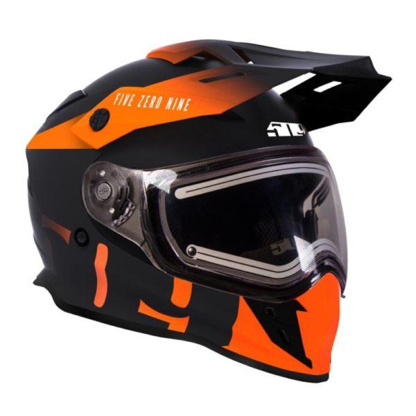 Шлем 509 Delta R3 2.0 Fidlock® Orange
