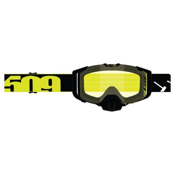 Очки 509 Sinister X6 Ignite с подогревом, (Black Hi-Vis)