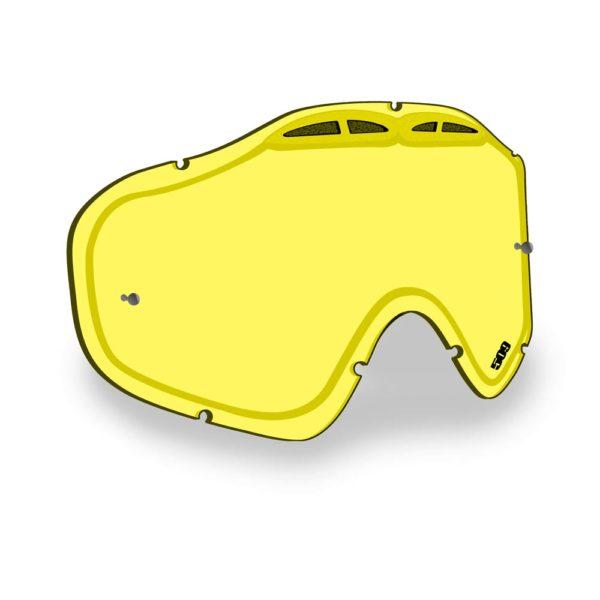 Линза 509 Sinister X5 Ignite, (С подогревом, Yellow Tint)