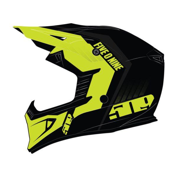 Шлем 509 Tactical (ECE), (Hi-Vis)