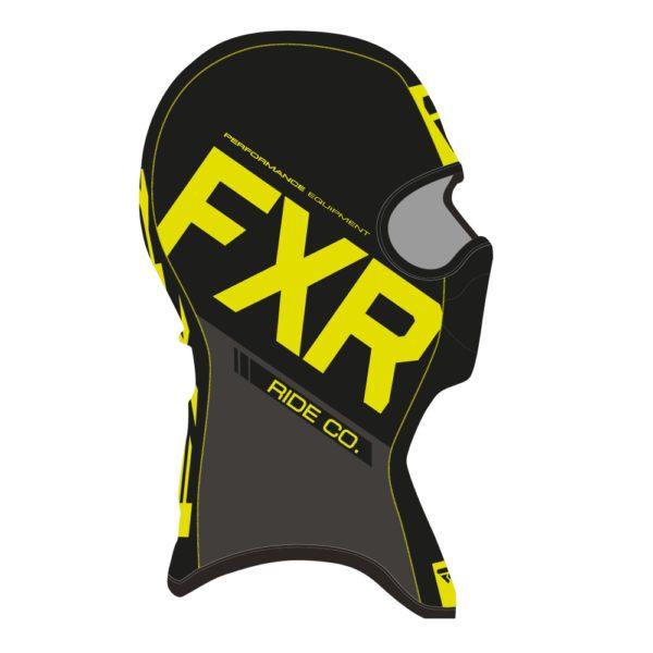 Балаклава FXR Boost (Black/Hi Vis/Char, OS)