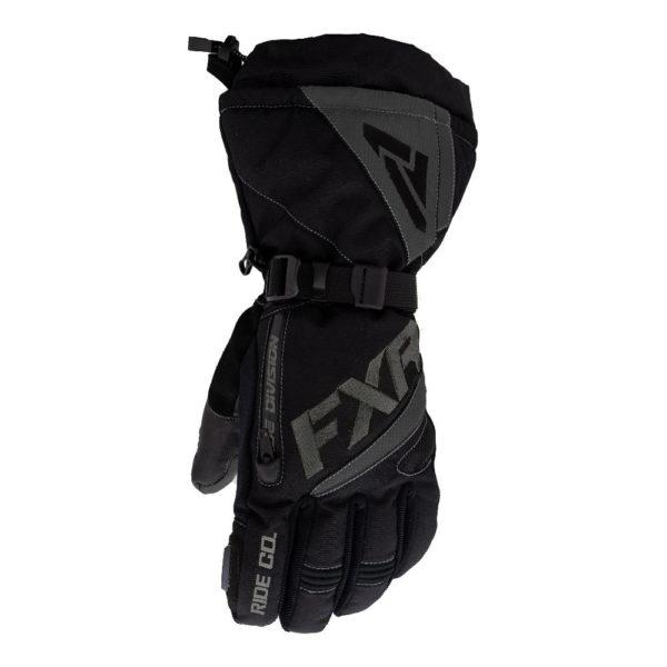Перчатки FXR Fuel с утеплителем (Black Ops)