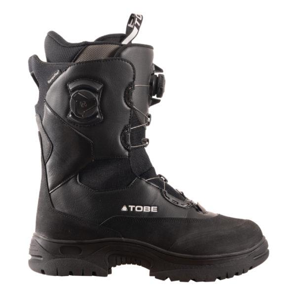 Ботинки Tobe Nimbus с утеплителем, взрослые, унисекс (Jet Black)