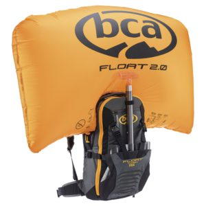 Рюкзак лавинный BCA FLOAT TURBO 15 2.0 12л (Grey/Black/Orange)
