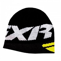 Шапка FXR, взрослые, унисекс (Black/Hi Vis, OS)