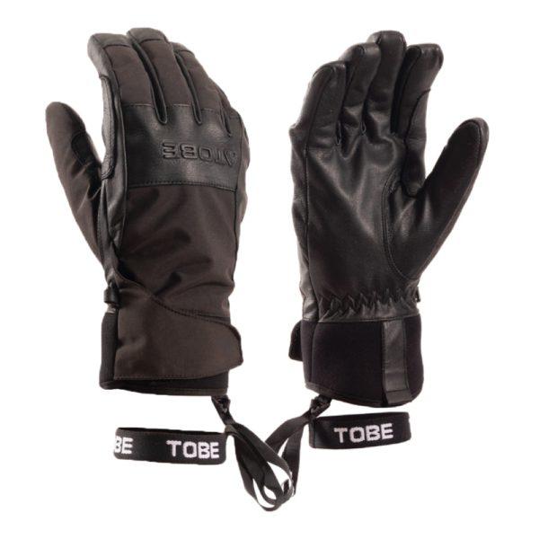 Перчатки Tobe Capto Undercuff V2, взрослые, муж. (Jet Black)