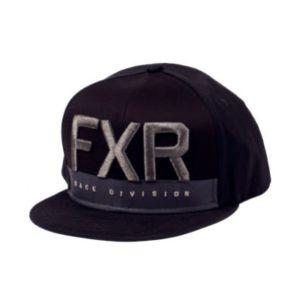 Бейсболка FXR Helium, взрослые, унисекс (Black/Char, OS)
