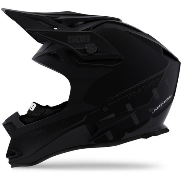 Шлем 509 Altitude Fidlock (ECE), взрослые (Black Ops)