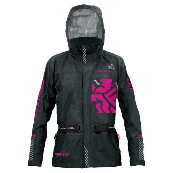 Куртка Finntrail Rachel Graphite_N