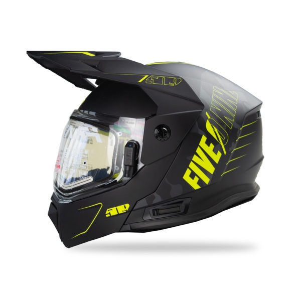 Шлем с подогревом визора 509 Delta R4 Ignite, взрослые (Black Camo)