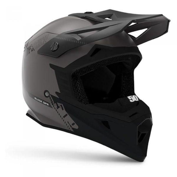 Шлем 509 Tactical, взрослые (Black Ops)