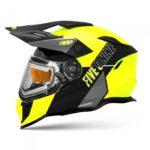 Шлем с подогревом визора 509 Delta R3 Ignite взрослые (Lime Green Gray)