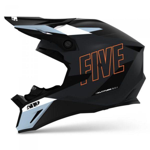 Шлем 509 Altitude 2.0, взрослые (Ink Gray Orange)