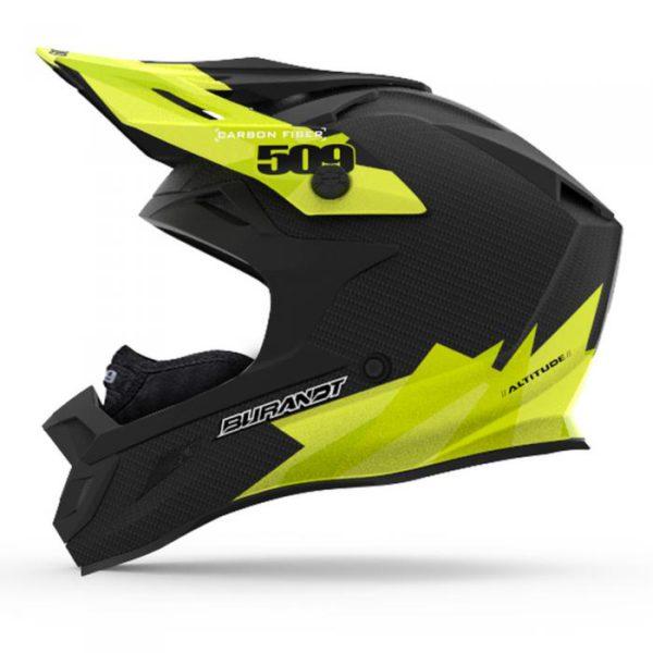 Шлем 509 Altitude Carbon Fidlock (Chris Burandt)