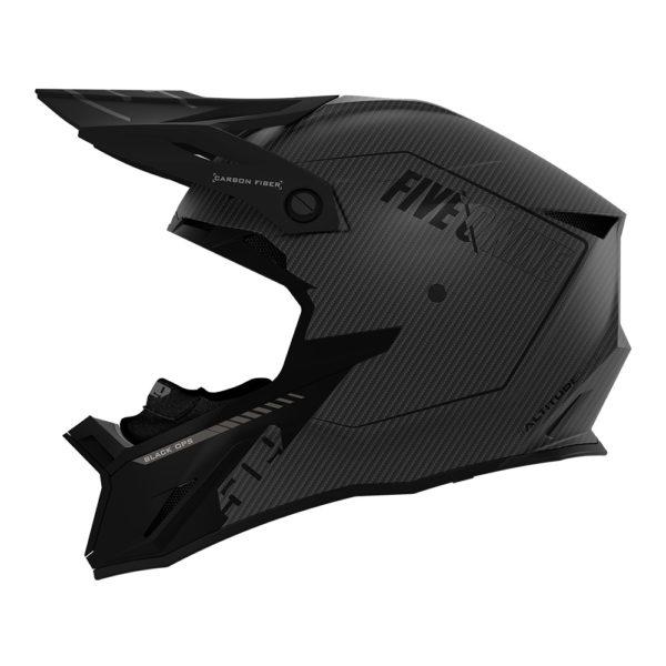 Шлем 509 Altitude 2.0, взрослые (Black Ops)