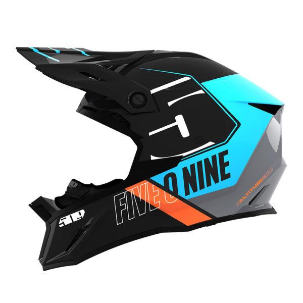 Шлем 509 Altitude 2.0, взрослые (Cyan Blue)