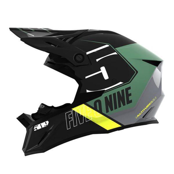 Шлем 509 Altitude 2.0, взрослые (Fresh Greens)