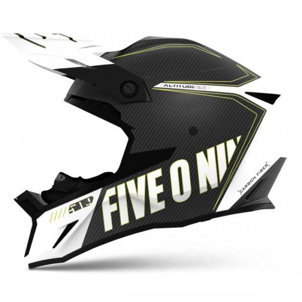 Шлем 509 Altitude 2.0 Carbon 3K, взрослые (Storm Chaser)