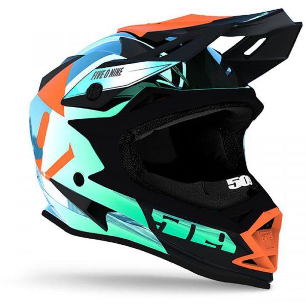 Шлем 509 Altitude Fidlock, взрослые (Wildcard)