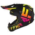 Шлем FXR Clutch CX, взрослые (Sherbert)