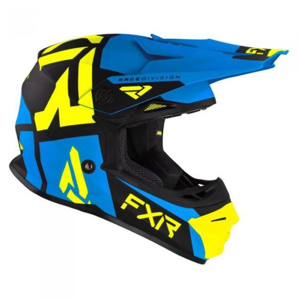Шлем FXR Legion, подростки (Hi Vis)