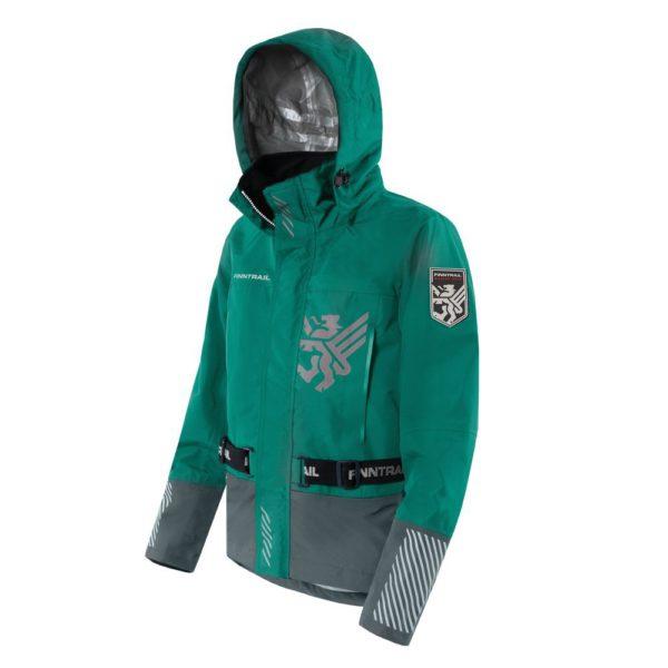 Куртка Женская Finntrail Rachel 6455 Petrol_N