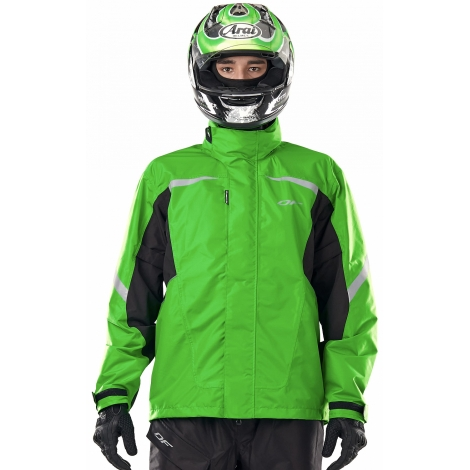 Куртка – дождевик Dragon EVO GREEN (мембрана)