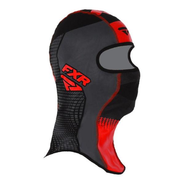 Балаклава FXR Shredder Tech (Black/Char/Red)